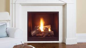 cute vented gas fireplace
