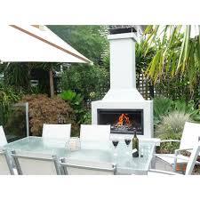 trendz douglas outdoor fireplace w firebox cooking grill