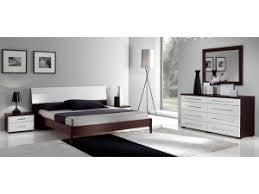 Black modern bedroom sets Luxurious Liana White Cherry Platform Modern Bedroom Sets Sobe Furniture Modern Bedroom Sets Contemporary Bedroom Sets Sobe