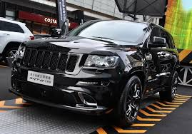 jeep 2014 srt8 black.  Black Chrysler Launches Jeep Grand Cherokee SRT8 Black Edition In China Throughout 2014 Srt8