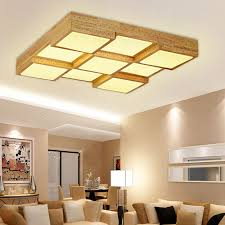 wood ceiling lighting. Delighful Lighting Image Of Modern Ceiling Lights With Wood Lighting D