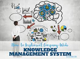 How To Implement Company Wide Knowledge Management System
