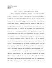 common sense seems to dictate that if something is newsworthy then  4 pages personal literary essay