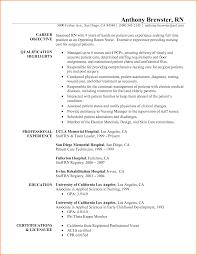 Registered Nurse Resume Templates 24 Resume Templates For Registered Nurses Topresume Templates 5