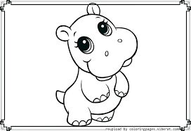 Origami Animal Coloring Pages Farm Animals Printable Rainforest