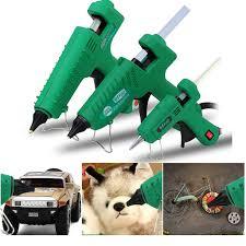 <b>LAOA 25W</b>/100W Hot Melt <b>Glue Gun</b> Pistolet a colle Mini For Metal ...
