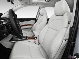 2018 acura mdx front seat