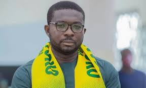 Nana Yaw Amponsah Must Continue With His Duties At Kotoko - Chairman K5