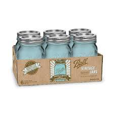 ball 16 oz mason jars. ball 6-pack 16-oz glass canning jars with lids 16 oz mason n