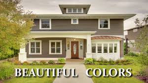 BEAUTIFUL COLORS FOR EXTERIOR HOUSE PAINT Choosing Exterior - House exterior paint ideas