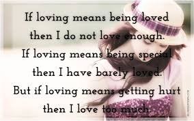 Quotes About Being Loved