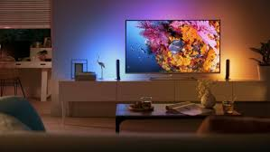 Hue Light To Music Philips Hue Play Adds Ambient Lighting To Movies Music And