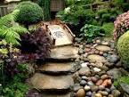 Домики из камней для сада