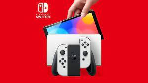 New OLED Nintendo Switch ...