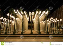 royalty free stock photo urban light los angeles