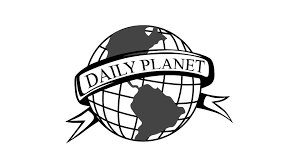 Daily Planet - logo redesigning by Jason DreamArts | Facebook