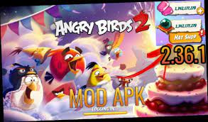 angry birds 2 mod hack apk download