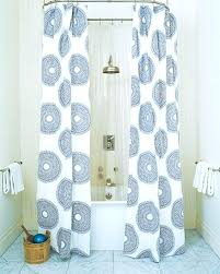 shower curtains for small bathrooms refreshing extra long shower curtain black shower curtain bathroom ideas
