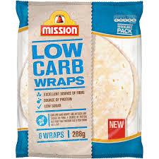 mission wraps low carb image