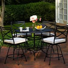 outdoor wrought iron furniture. wrought iron patio furniture glides outdoor for is