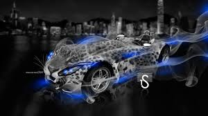 veritas rs fantasy leopard smoke car