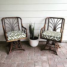 Pottery Barn Rocking Chair Outdoor Inspirational Vintage Used San Lovely  Gorgeous Bamboo Rattan Swivel Chairs Custom96