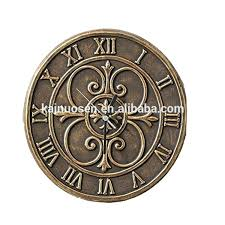 full image for terracotta outdoor clock and thermometer terracotta garden wall clocks terracotta outdoor wall clocks
