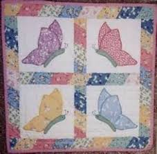 Free Butterfly Quilt Pattern at TrishsCrafts.com | quilt ... & Butterfly quilt - dozens of examples Adamdwight.com