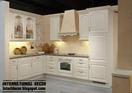 Interior Design 40 White Kitchens Designs With Classic Wood Custom Classic Home Remodeling Design