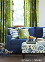 Curtains Green And Blue Curtains Decor Green Blue Decorating