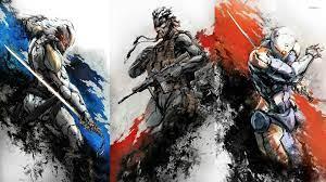 Metal Gear Wallpaper Data Src Amazing ...