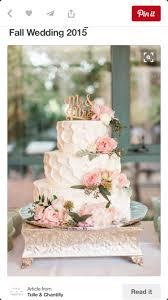 Flat Wedding Cake Designs Like This But Flat Butter Cream