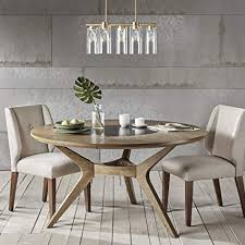 ink ivy furniture. Fine Ivy INKIVY Metro Round Dining Table Natural Oak See Below In Ink Ivy Furniture N