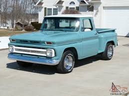Chevrolet Short Bed Step Side Truck, not 62, 63, 64, 66, 67, 68 ...
