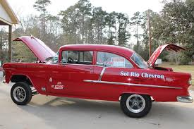 1955 Chevy Belair GASSER 2 DR Sedan for sale in Coldspring, Texas ...