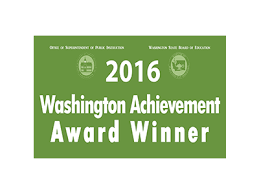 Achievement Awards For Elementary Students Washington Achievement Award Winner Ridgecrest Elementary