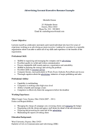 Resume Format For Accounts Executive Resume For Study
