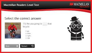 Online English Test Grammar And Language Proficiency
