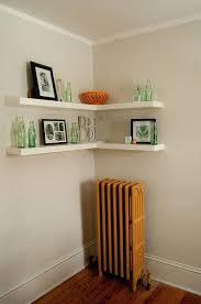 attractive floating corner shelf ikea decoration design inspiration idea white diy canada for tv equipment with