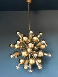 mid century german sputnik lamp from cosack 1970s 2