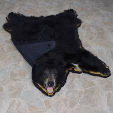black bear rug mount 12340 the taxidermy black bear taxidermy rug mount 12340 for the taxidermy