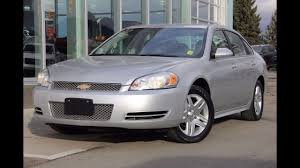 2012 Chevrolet Impala LS For Sale @ Zimmer Wheaton in Kamloops ...