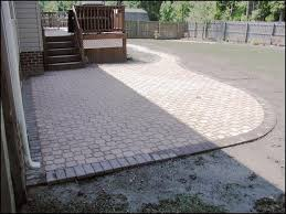 breathtaking diy paver patio ideas best image engine potm us