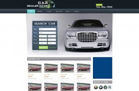 auto parts website template free car dealer website templates auto dealer templates phpjabbers