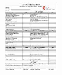 Balance Sheet Template New Simple Balance Sheet Template Targer ...
