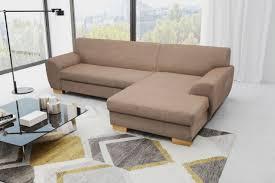 Ecksofa Bettfunktion Wählbar Sofa L Form Recamiere Farbwahl Do Fox