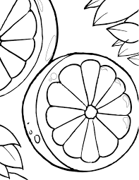 Small Picture Grapefruit coloring pages 2 Nice Coloring Pages for Kids