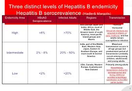Hepatitis B Vaccine Revisited Ideal Schedule Recommendations