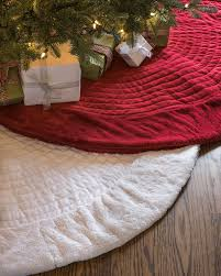 Find The Merry Minis White Faux Fur Christmas Tree Skirt By Christmas Tree Skirt Clearance