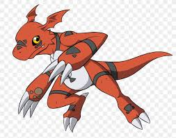 Guilmon Renamon Impmon Agumon Digimon World Ds Png
